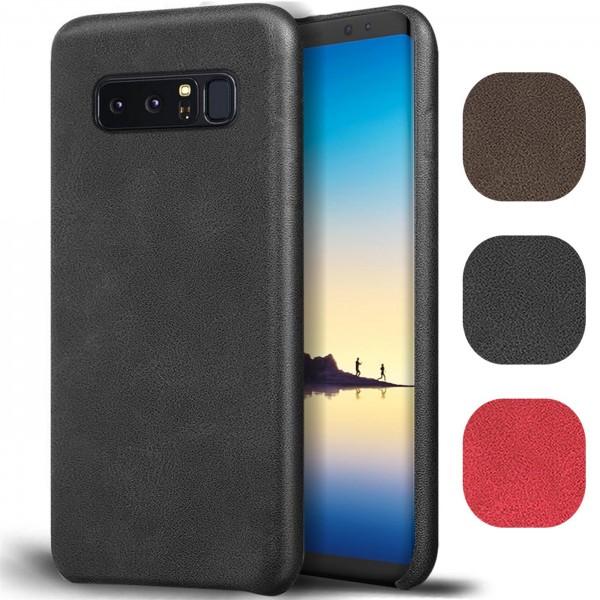 Safers Unibody für Samsung Galaxy Note 8 Hülle Ultra Slim Case Schutz Tasche Cover