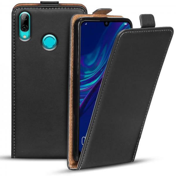Safers Flipcase für Huawei P Smart 2019 Hülle Klapphülle Cover klassische Handy Schutzhülle