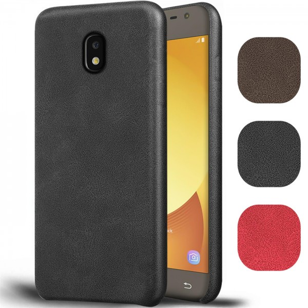 Safers Unibody für Samsung Galaxy J7 2017 Hülle Ultra Slim Case Schutz Tasche Cover