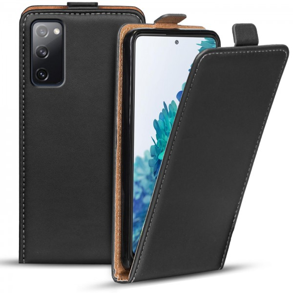 Safers Flipcase für Samsung Galaxy S20 FE Hülle Klapphülle Cover klassische Handy Schutzhülle