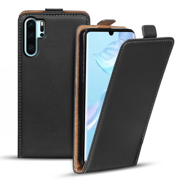 Safers Flipcase für Huawei P30 Pro Hülle Klapphülle Cover klassische Handy Schutzhülle