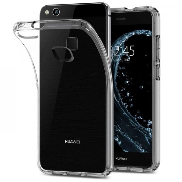 Safers Zero Case für Huawei P10 Lite Hülle Transparent Slim Cover Clear Schutzhülle