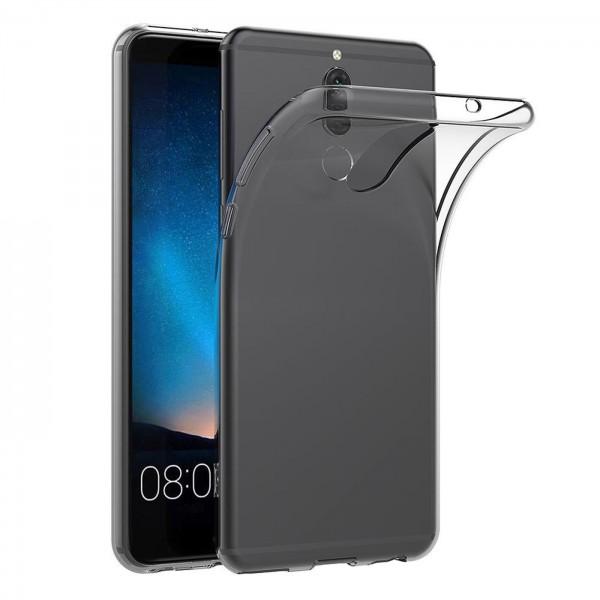Safers Zero Case für Huawei Mate 10 Lite Hülle Transparent Slim Cover Clear Schutzhülle