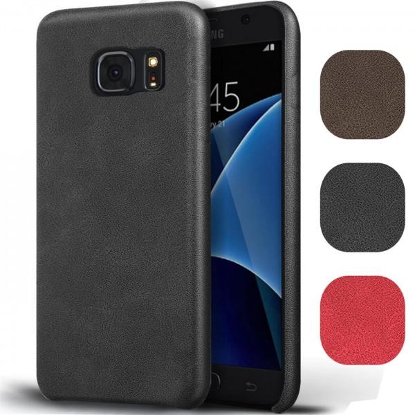 Safers Unibody für Samsung Galaxy S7 Edge Hülle Ultra Slim Case Schutz Tasche Cover