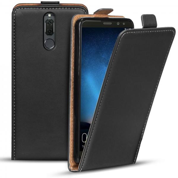 Safers Flipcase für Huawei Mate 10 Lite Hülle Klapphülle Cover klassische Handy Schutzhülle