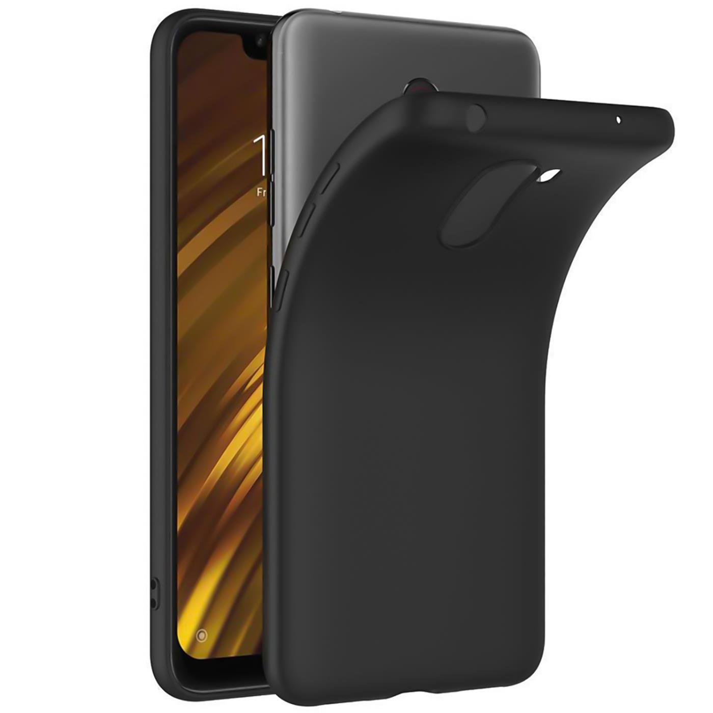 Klapph/ülle mit Kartenfach Brieftasche Lederh/ülle Stossfest Handyh/ülle Klappbar Case f/ür Xiaomi Pocophone F1 Tosim Xiaomi Pocophone F1 H/ülle Leder TOBFE150623 Blau