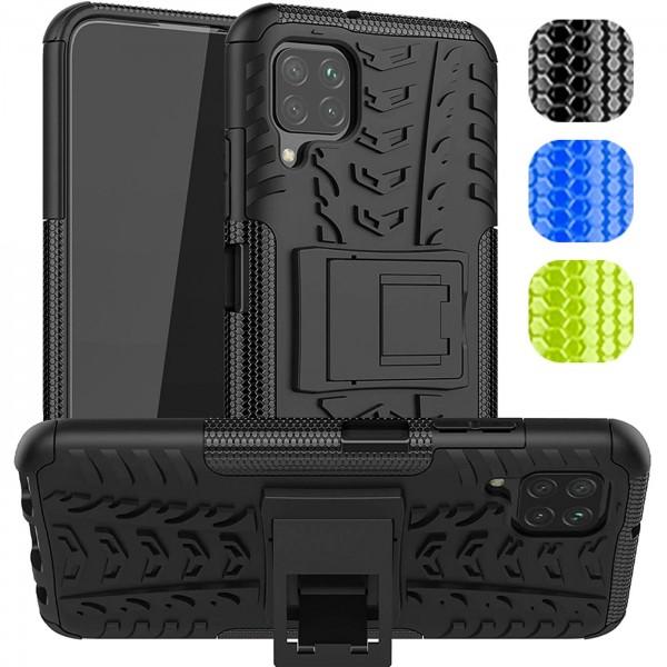 Safers Outdoor Hülle für Huawei P40 Lite Case Hybrid Armor Cover Schutzhülle