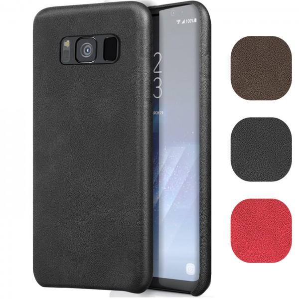 Safers Unibody für Samsung Galaxy S8 Hülle Ultra Slim Back Case Schutz Tasche Cover