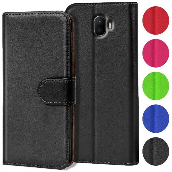 Safers Basic Wallet für Wiko Wim Hülle Bookstyle Klapphülle Handy Schutz Tasche