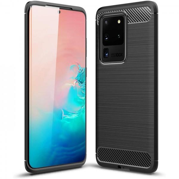 Hülle für Samsung Galaxy S20 Ultra Schutzhülle Handy Case Cover
