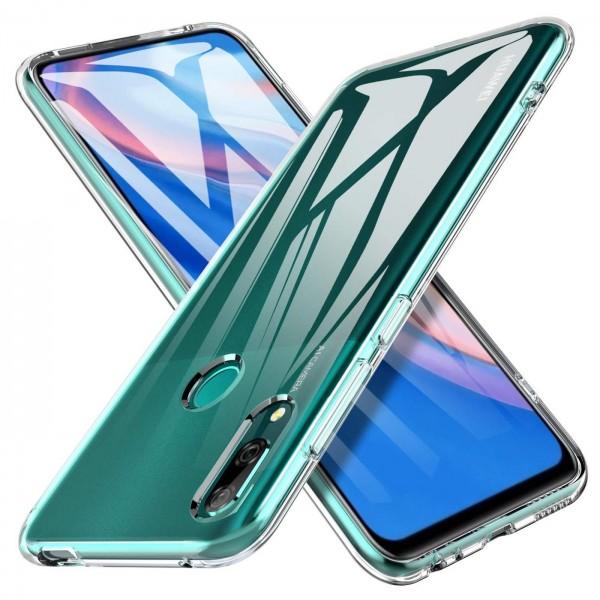 Safers Zero Case für Huawei P Smart Z Hülle Transparent Slim Cover Clear Schutzhülle