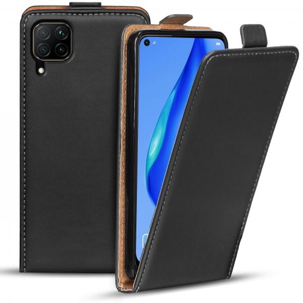 Safers Flipcase für Huawei P40 Lite Hülle Klapphülle Cover klassische Handy Schutzhülle