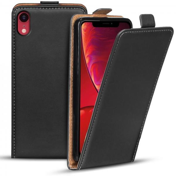 Safers Flipcase für Apple iPhone XR Hülle Klapphülle Cover klassische Handy Schutzhülle