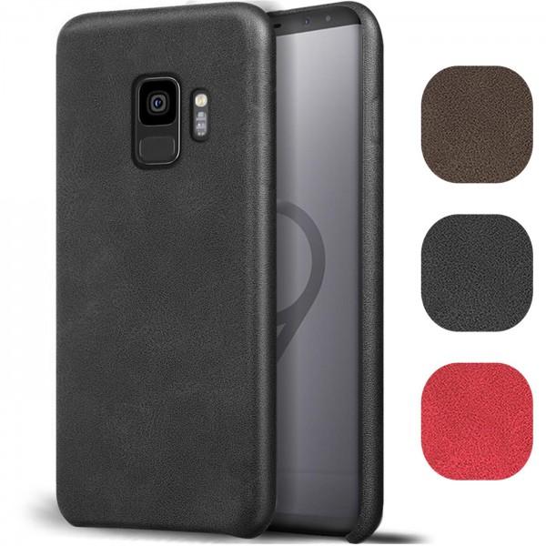 Safers Unibody für Samsung Galaxy S9 Hülle Ultra Slim Back Case Schutz Tasche Cover
