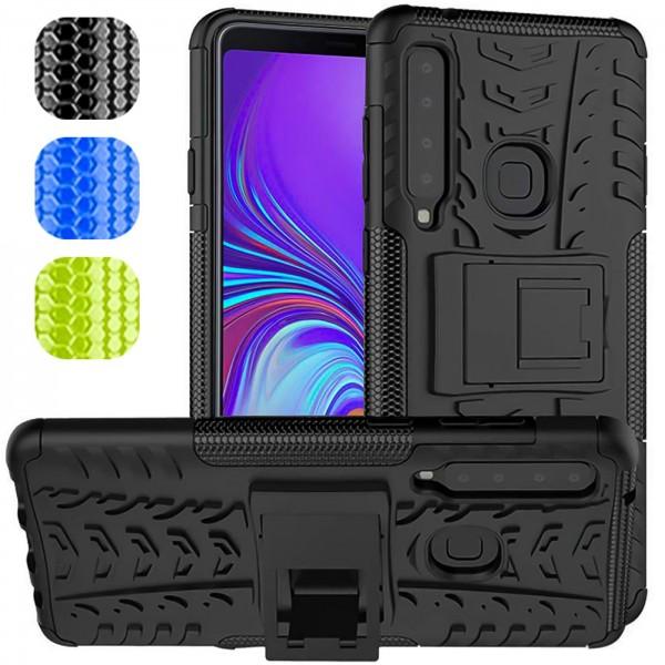 Safers Outdoor Hülle für Samsung Galaxy A9 2018 Case Hybrid Armor Cover Schutzhülle