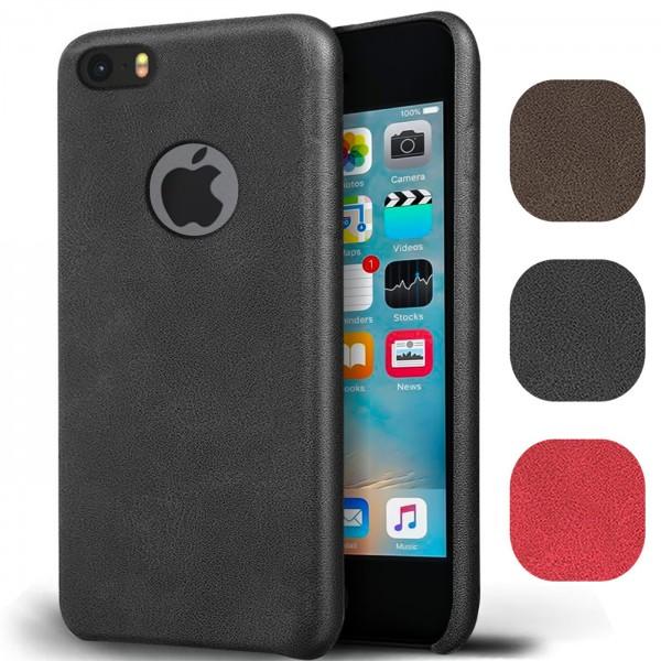 Safers Unibody für iPhone 5 / 5s / SE Hülle Ultra Slim Case Schutz Tasche Cover